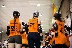 049-roller derby-photo susan moss (The Montreal Buzz) Tags: canada quebec montreal roller deby