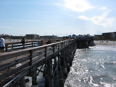 Cocoa Beach, Florida (RS Pictures) Tags: county usa beach america pier florida united states cocoa brevard