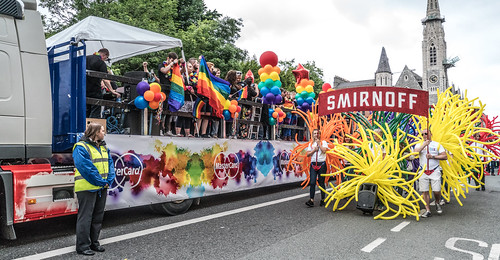 PRIDE PARADE AND FESTIVAL [DUBLIN 2016]-118119