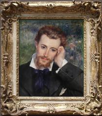 Auguste Renoir - Eugene Murer 1877 (ahisgett) Tags: new york art museum met metropolitian