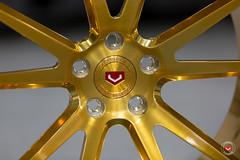 Vossen Forged- Precision Series VPS-301 - Imperial Gold - 33950 -  Vossen Wheels 2016 - 1002 (VossenWheels) Tags: precision polished madeinusa vossen imperialgold madeinmiami forgedwheels vossenforged vossenvps vossenforgedwheels vossenforgedprecisionseries vps301 vossenwheels2016