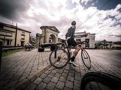 El caon (Luis Marina) Tags: door bike cycling la spain puerta factory armada cycle bici cantabria garmin caon cyclable canion roadcycling cavada gopro invencible