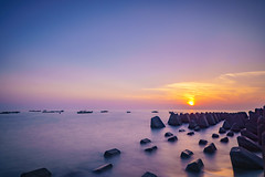 DSC07413 (a99775599) Tags: sunset sony taiwan    changhua e16  a6000