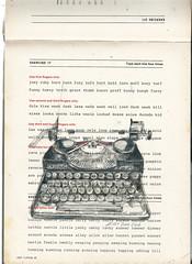 23Jun16 Typewriter Day (alissa duke) Tags: rarebookweek melbourne typewriter books