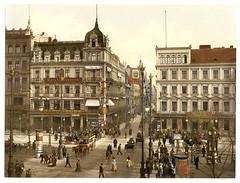 Berlin (8) (DenjaChe) Tags: berlin 1900 postcards 1900s postkarten ansichtskarten