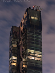One57 (DSC01651) (Michael.Lee.Pics.NYC) Tags: longexposure newyork architecture night clouds skyscraper centralpark sony wollmanrink fe70300mm one57 a7rm2
