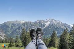 Adidas terrex X-King (HendrikMorkel) Tags: family mountains austria sterreich berge vorarlberg bregenzerwald sonyrx100iv