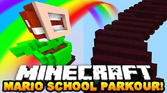 Teaching Parkour 3 Map (MinhStyle) Tags: game video games gaming online minecraft