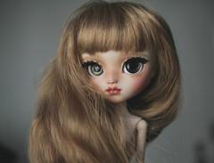 Elinor (KarolinFelix) Tags: janeausten artdoll oak doll dolls natural karolinfelix freckles pullip custom