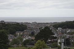 "20160620-UK Trip-Portmeirion & Aberystwyth-0022 (kuminiac) Tags: 2016 wales portmeirion village ""mediterranean village"" ""italian ""fantasy resort oceanside ""the prisoner"" aberystwyth ""national library wales"" library"" snowdonia cymru scenery mountains hillside hills mountain uk ""united kingdom"""