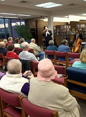 Peter Oprisko Sings Favorite American Standards (Villa Park Public Library) Tags: bass piano saturdaynight coleporter sinatra publiclibraries nationallibraryweek dupagecounty libraryprograms illinoislibraries villaparkil americanstandards villaparkpubliclibrary afterhoursconcert peteroprisko