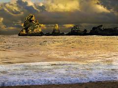 L'or des Antilles (llyglad) Tags: mer nikon couleurs bleu paysages ocan temptes passionphotos pcheries llyglad jeanfranoisjosso baladesocanes cieldorages