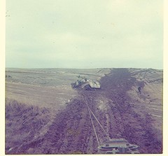 Bogged down Chieftain. (steve.ash1) Tags: 1975 recovery reme chieftain lifeguardsbatus