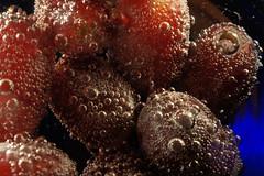 fizzy grapes 1 (GaryDavidson) Tags: red sony 450 grape fizzy fizz a450 sonya450