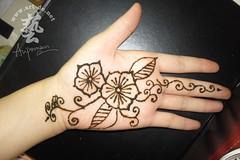 aupoman-hk-henna-tattoo-hand-8 (artdenet@gmail.com (Aupoman)) Tags: hk mehndi hennatattoo  unpermanenttattoo aupoman