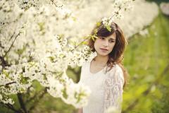 * (_eins_durch_f_) Tags: green nature girl cherry mood sensual srping availiblelight pesterwitz sebastiankahl einsdurchf