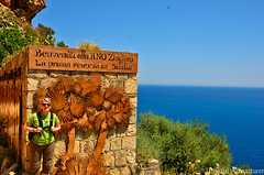 "Park Entrance -  Lo Zingaro, Sicily • <a style=""font-size:0.8em;"" href=""http://www.flickr.com/photos/40100768@N02/7176820567/"" target=""_blank"">View on Flickr</a>"