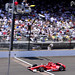 Indy 500 (2012) Scott Dixon Crossing the Line