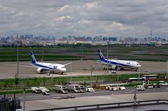 Haneda Airport (tttske_C) Tags: japan tokyo airport dream 東京 haneda liner b787 羽田空港