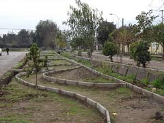 Arreglos en el parque Los Paininos (En el corazn de Chile) Tags: plaza parque obras arreglos lospaininos