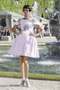 The Chanel 2012/13 Cruise Collection at Chateau de Versailles - runway Versailles, France