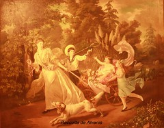 2012 Museo Braschi, La principessa Elisabetta  Brancaccio di F. Gay 1884 (Roma ieri, Roma oggi di Alvaro de Alvariis) Tags: italy rome roma 1785 1840 1886 1890 1825 1884 1790 1