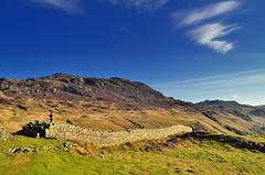 Hardknott Mediobogdum Roman Fort (iScan-Cumbria) Tags: uk england boot unitedkingdom cumbria scafell hardknott eskdale hardknottpass walnascar cockleybeck slightside greencrag mediobogdum harterfelleskdale woolpackwalk eskdalecumbriauk