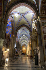 "Basilica di Santa Maria sopra Minerva • <a style=""font-size:0.8em;"" href=""http://www.flickr.com/photos/89679026@N00/7250408002/"" target=""_blank"">View on Flickr</a>"
