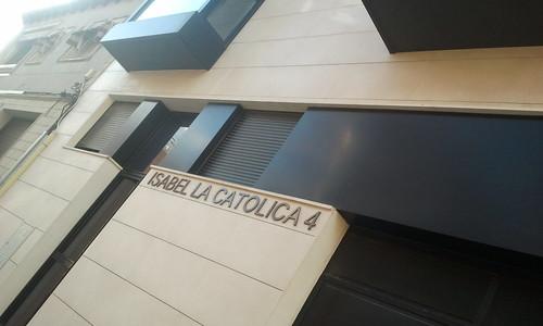 Seis Viviendas y Garaje. c/ Isabel la Católica - Linares