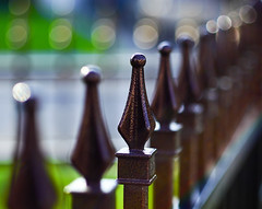 Bokeh fence (marianna armata) Tags: leica metal fence iron bokeh summicron f2 wraught mariannaarmata
