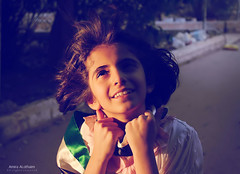 ,         (Amira ALothaim . .) Tags: girls portrait girl video kid flickr day child picture 15 days clip photograph syria facebook   saleh      twitter            alothaim