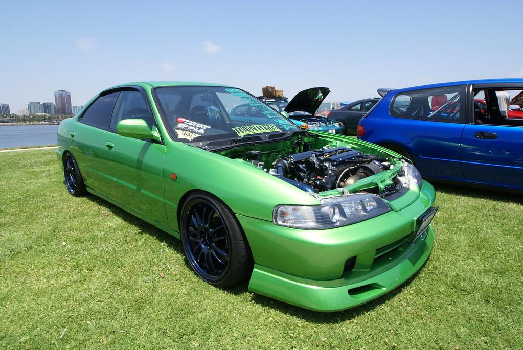 Fbc B on 92 Acura Integra Stance