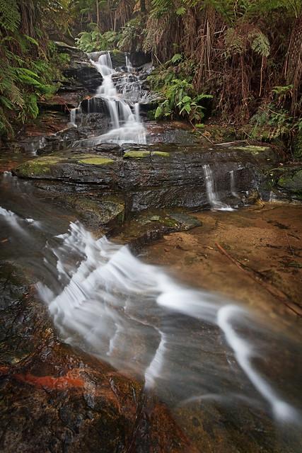 Upper Leura Cascades