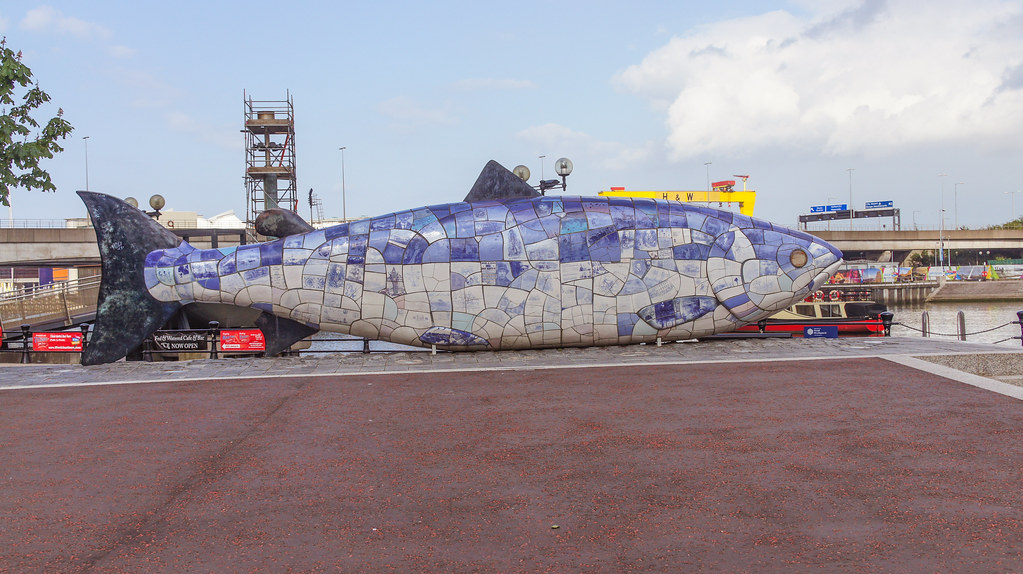 The Big Fish - Belfast (Northern Ireland)