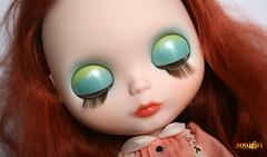 Gia's eyelids :)