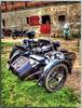 Oldtimertreffen in Schöneiche bei Berlin - AV (Peterspixel from Peter Althoff) Tags: bmw motorcycle dnepr bsa nsu simson motorrad ifa zündapp motocyclette мотоцикл днепр birminghamsmallarmscompany wehrmachtsgespann awo425 nsumotorenwerke