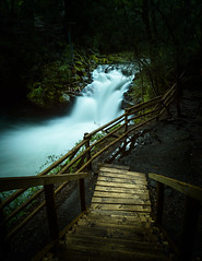 Going Into II (byVini photography) Tags: chile southamerica water horizontal river lago outdoors photography waterfall natureza dia paisagem fotografia corrente d800 cascata traveldestinations glacierwater riverflow belezanatural vistadecima quedadegua ojosdelcaburga idlico aoarlivre chileanpatagonia chileanlakedistrict osandes destinodeviagem viniciosdemoura byviniphotographycom cenadetranquilidade cenanourbana regiodearaucana