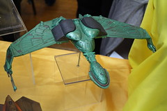 Star Trek Klingon Bird-of-Prey (IPMS Middleton Cheney) Tags: startrek scifi klingon starfleet birdofprey modelkit ipms modelshow modelclub ipmsmiddletoncheney poolevikings ipmsdorset