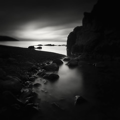 ! (Yucel Basoglu) Tags: longexposure blackandwhite seascape canon turkey landscape blackwhite fineart bnw waterscape
