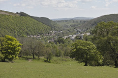 14th May 2016 SDP3M 011 (Parishes of the Buzzard) Tags: wood uk trees houses homes green grass wales rural woodland spring woods village farm may fields welsh hillside valleys foveon deri 2016 darranvalley caerphillycounty sigmadp3merrill