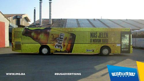 Info Media Group - Jelen pivo, BUS Outdoor Advertising, 03-2016 (4)