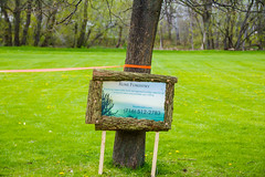 Post Arbor Day | Cazenovia Park | April 30, 2016 (ourbfloparks) Tags: park wood family flowers trees friends tree community volunteers environment volunteer compost flo olmsted arborday cazenovia fredericklawolmsted treecare visitbuffaloniagara