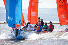 DSC07762-e.jpg (Mac'sPlace) Tags: west club kirby sailing racing firefly dinghy westkirby 2016 wilsontrophy wksc
