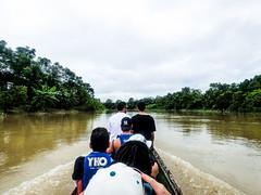 Boat (felipebeatle) Tags: people nature river boat choc atrato quibd