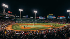Green Monster ( (Jason Lin)) Tags: boston night nikon baseball stadium redsox d750 fenwaypark greenmonster 2015 1835mm
