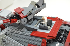 AT-TE23 (clebsmith) Tags: starwars lego walker