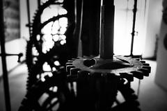 Astronomical clocks, Palais Rohan (johnpaulsimpson) Tags: macro clock strasbourg cogs palaisrohan sonyrx100