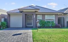 7 Butler Street, Gregory Hills NSW