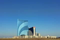 Harrahs Casino in Atlantic City (Bruce.Emmerling) Tags: atlanticcity ac beach ocean resort casino gambling boardwalk historic surf shore jerseyshore newjersey