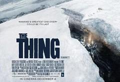 The Thing แหวกมฤตยู อสูรใต้โลก 2011 HD